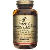 Tabletki Solgar Ester C Plus – 1000 mg Witaminy C - 180 tabletek