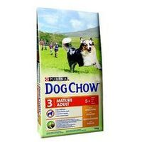 Purina dog chow mature adult 5+ chicken 14kg - 14kg (7613034487742)