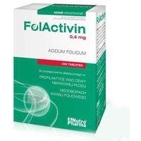 Tabletki FolActivin x 240 tabletek