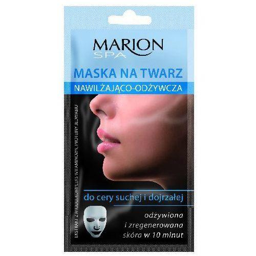 Marion spa maska na twarz nawil aj co od ywcza 15ml for 15 115 salon kosmetyczny opinie