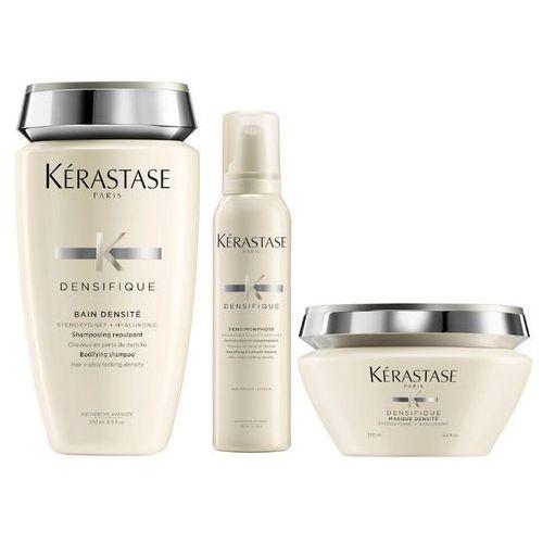 Kérastase Kerastase densifique densite | zestaw zagęszczający włosy: szampon 250ml + maska 200ml + pianka 150ml - Sprawdź już teraz