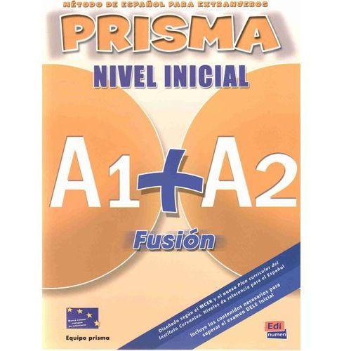 Prisma Fusion Nivel Inicial A1+A2 Podręcznik + Cd (2012)