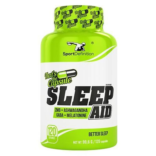 Sleep aid 120 Sport definition