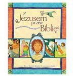 Sally lloyd-jones Z jezusem przez biblię (9788361097556)