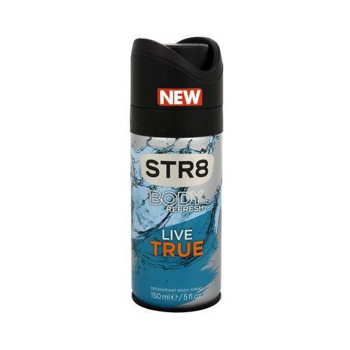 STR8 Live True - dezodorant w sprayu 150 ml - Świetna przecena