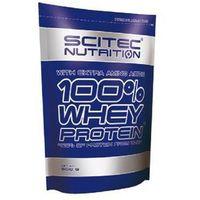 SCITEC Nutrition Whey Protein 100% - 1850 g - Truskawkowy (5999100003064)