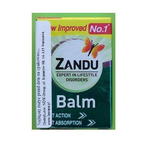 Balsam Emami Limited Zandu Balm Ajurwedyjski balsam przeciwbólowy 8 ml