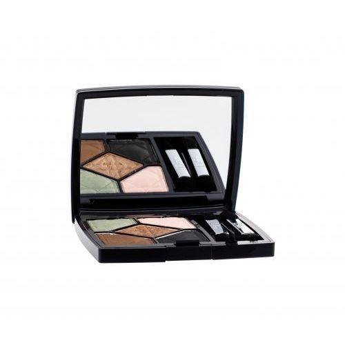 Dior 5 couleurs paletka cieni do powiek 5 kolorów odcień 457 fascinate 7 g - Promocja