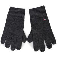 Rękawiczki Męskie TOMMY HILFIGER - Prima Cotton Gloves AM0AM05179 0G5