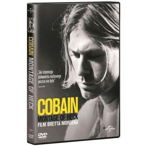 Filmostrada Cobain. montage of heck [dvd] - brett morgen od 24,99zł darmowa dostawa kiosk ruchu