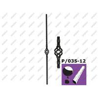 Tralka ozdobna h900, b58mm, P/035A-12