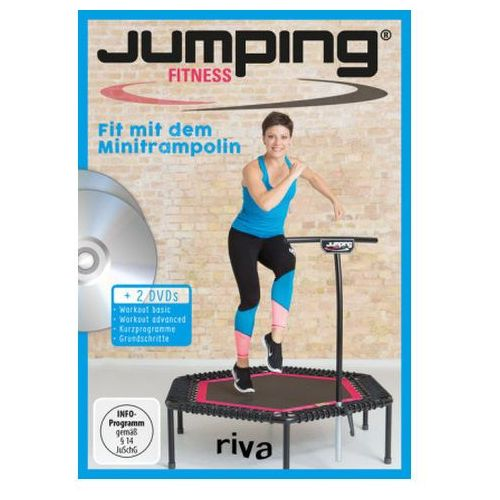 Jumping Fitness - basic & advanced (9783742304698)