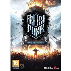 Gra PC Frostpunk Edycja Wiktoriańska