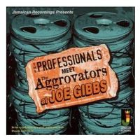Professionals Meet The Aggrovators, The - At Joe Gibbs, 929522