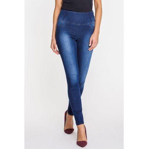 dc55490829756 Zobacz ofertę Jeansy z wysokim stanem rebeca Rj rocks jeans