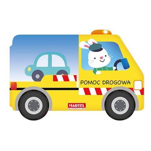 Wykrojnik - Pomoc drogowa, oprawa kartonowa