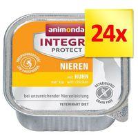 Animonda integra Zestaw integra protect renal, 24 x 150 g - kurczak