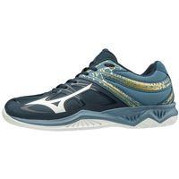 Mizuno buty halowe Thunder Blade 2 Blueberry Wht Realteal 39.0/6.0