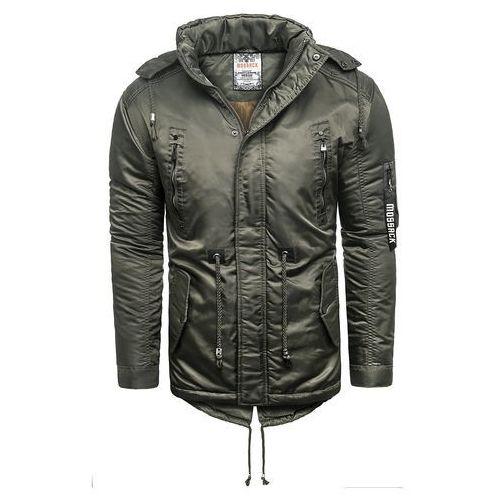 f7558a431bd94 ... Wyprzedaż kurtka mossack t20 - khaki marki Risardi - Zdjęcie produktu  ...