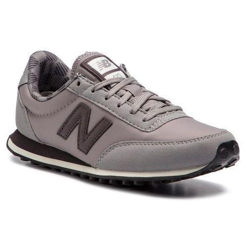 Sneakersy NEW BALANCE - WL410MSW Szary, kolor szary