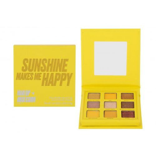 Makeup obsession sunshine makes me happy cienie do powiek 3,42 g dla kobiet - Super przecena
