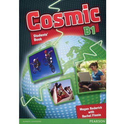 Cosmic B1, Student's Book (podręcznik) plus Active Book, oprawa miękka