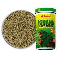 Tropical Iguana Baby sticks - pokarm dla młodych legwanów zielonych