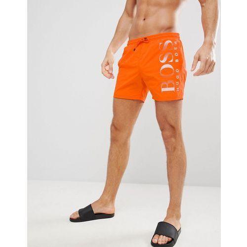 c17af9dca340ac BOSS Octopus Swim Shorts - Orange, kolor pomarańczowy (Boss by Hugo ...