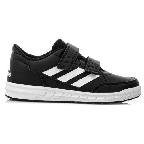 Adidas performance buty sportowe 'altasport cf k' czarny / biały (4060509556909)
