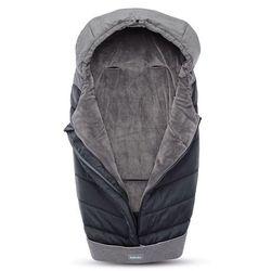 Inglesina śpiworek newborn winter muff - onyx black