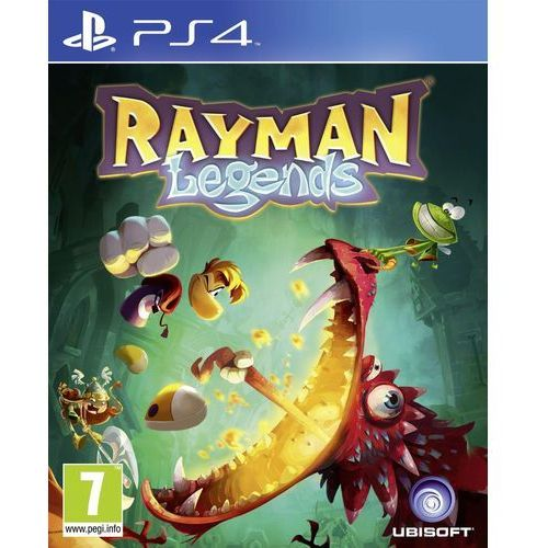 Ubisoft Rayman legends ps4