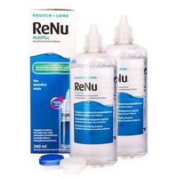 2x ReNu MultiPlus 360 ml + GRATIS Complete RevitaLens 60 ml