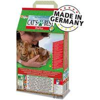Cats best ecoplus, żwirek zbrylający - 5 l (ok. 2,2 kg)