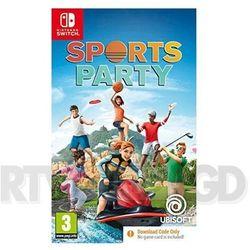 Ubisoft Sports party gra nintendo switch