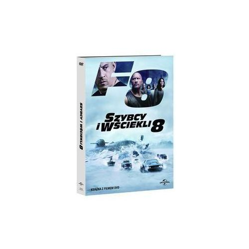 Szybcy i wściekli 8 (DVD+książeczka) - MCD, 87328802782DV (7792385)