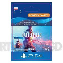 Battlefield V - Ulepszenie Do Edycji Specjalnej [kod aktywacyjny], SCEE-XX-S0042189