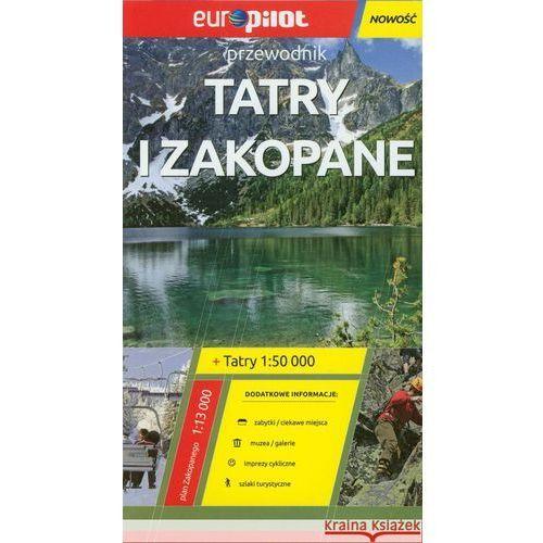 Tatry i zakopane Przewodnik (144 str.)
