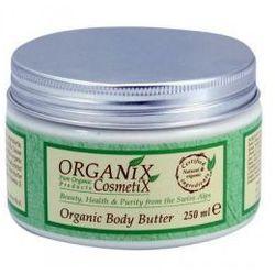 Masła do ciała Organix Cosmetix Cedrynek- Kosmetyki naturalne