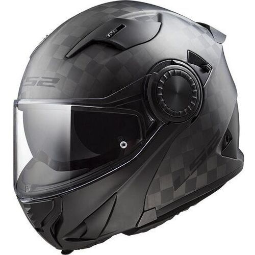 Ls2 Kask ff313 vortex solid matt carbon