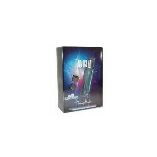 Thierry Mugler Angel Innocent, Zestaw podarunkowy, parfémovaná voda 25ml + Vegas kocky