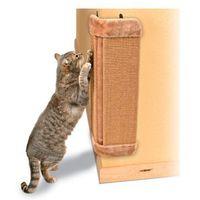 Trixie drapak narożny 32 x 60 cm brązowy- rób zakupy i zbieraj punkty payback - darmowa wysyłka od 99 zł