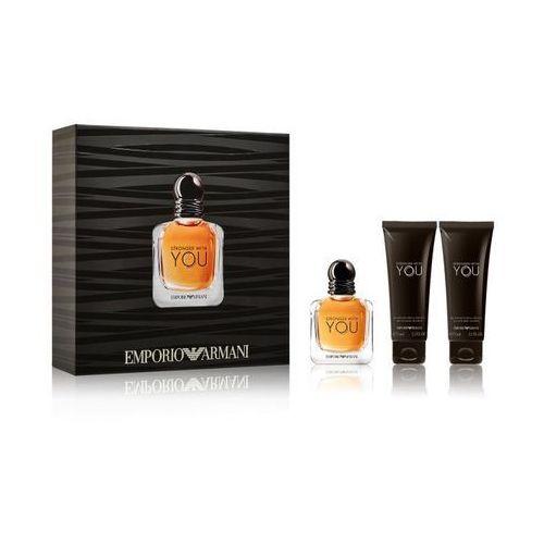 cd6e72fda78 ▷ Code profumo zestaw 110 ml dla mężczyzn (Giorgio Armani) - ceny ...