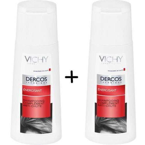 Dercos szampon wzmacniający energetyzujący (czerwony) 2 x 200ml Vichy