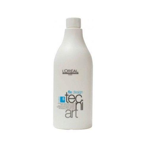 tecni art fix design (w) spray do precyzyjnego utrwalenia włosów 750ml marki L'oreal