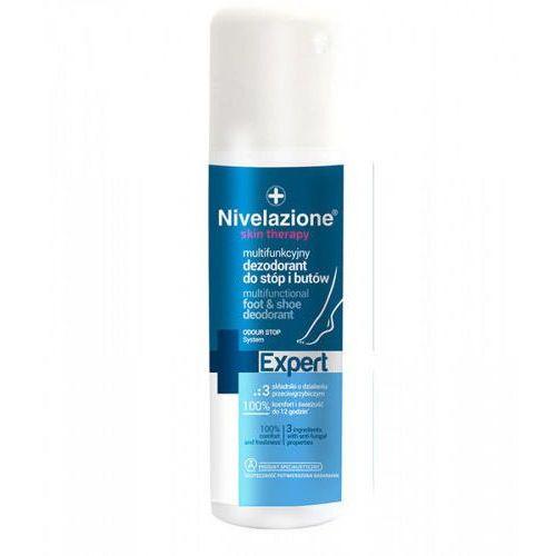 Nivelazione skin therapy multifunkcyjny dezodorant do stóp i butów 150ml Ideepharm - Najlepsza oferta