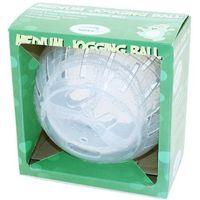Średniej wielkości kula do biegania dla gryzonia marki Hp small animal