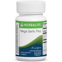 Tabletki Herbalife Mega garlic plus 30 tabletek
