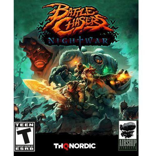 Battle Chasers Nightwar (PC)