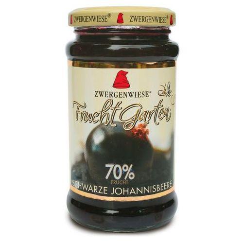 Zwergenwiese Mus z czarnej porzeczki (70% owoców) bezglutenowy bio 225 g