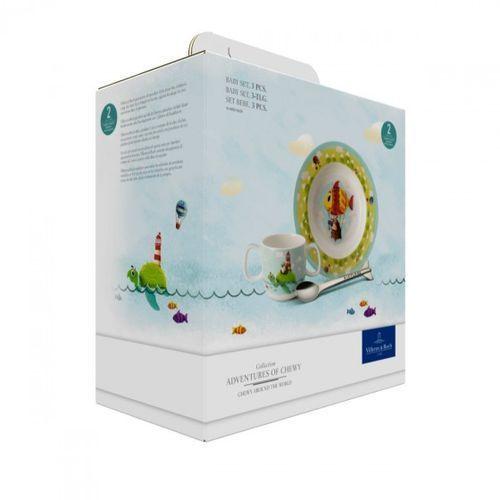 Chewy around the world zestaw dla dzieci ilość elementów: 3 Villeroy & boch